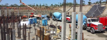 Cement Concrete Delivery Company Los Angeles - Ready Mixed